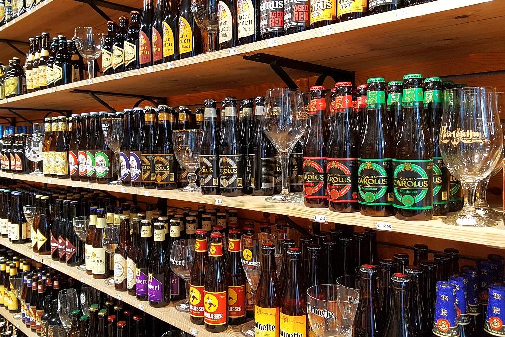 Biershopping