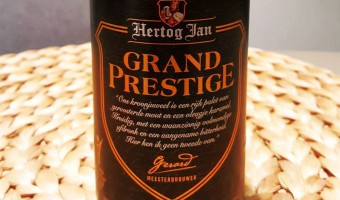 Etikett Hertog Jan Grand Prestige