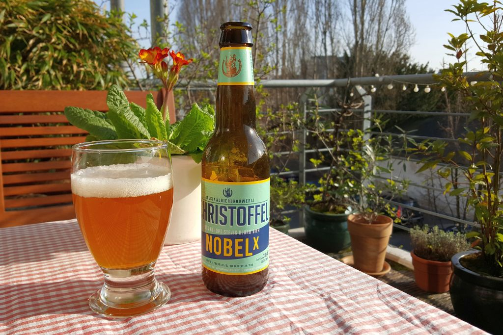 Glas Christoffel Nobel X