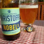 Etikett Christoffel Nobel X
