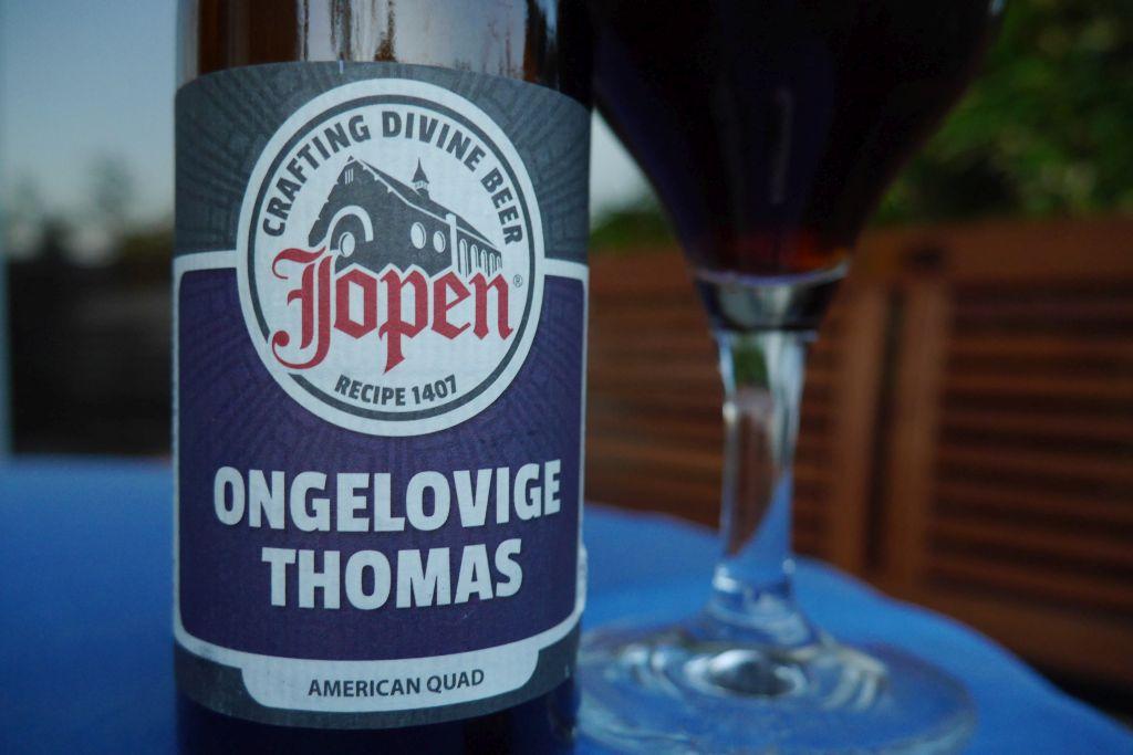 Etikett Ongelovige Thomas Jopen