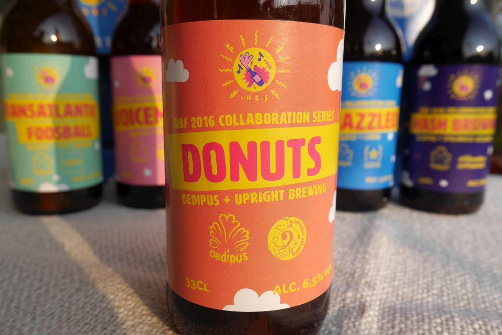 Etikett Donuts Oedipus