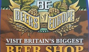 Beers Of Europe – größter Bierladen von England