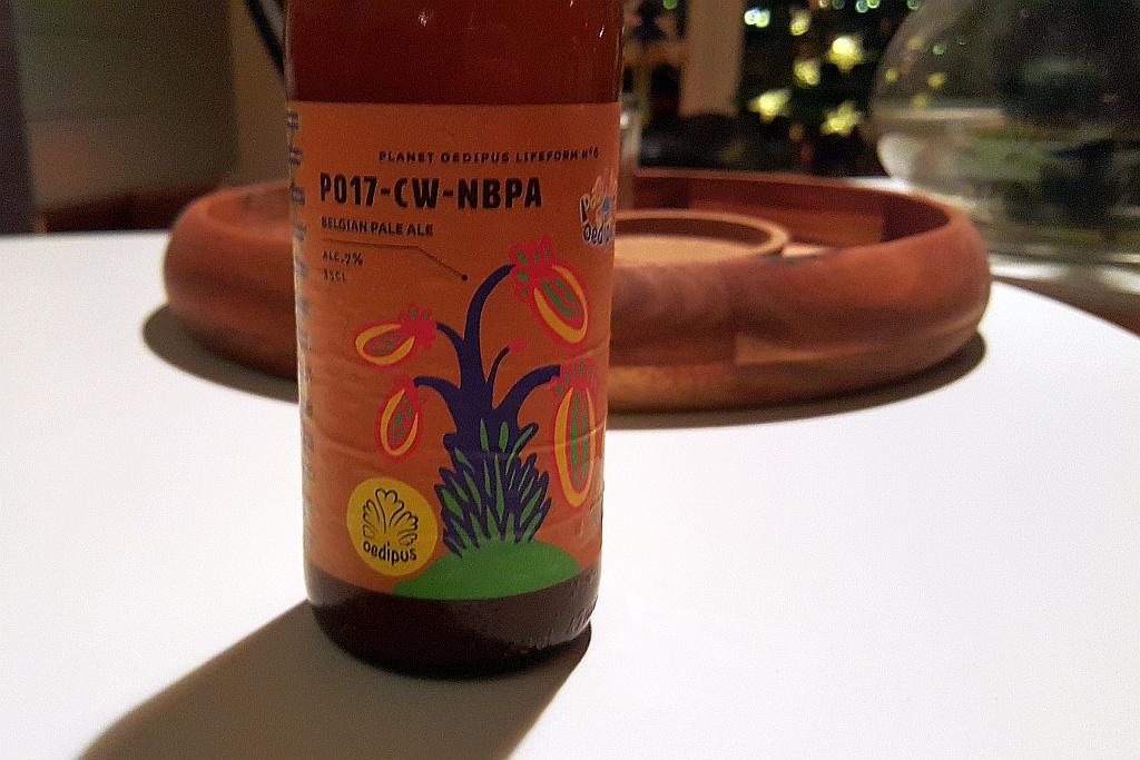 Belgian Pale Ale Ödipus Flasche