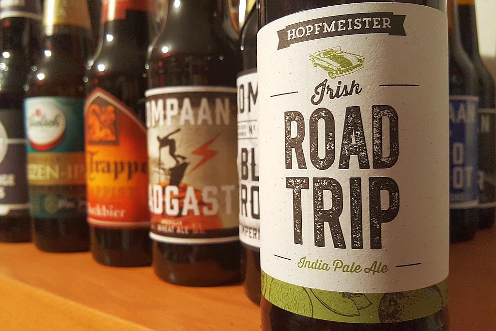 Etikett Road Trip