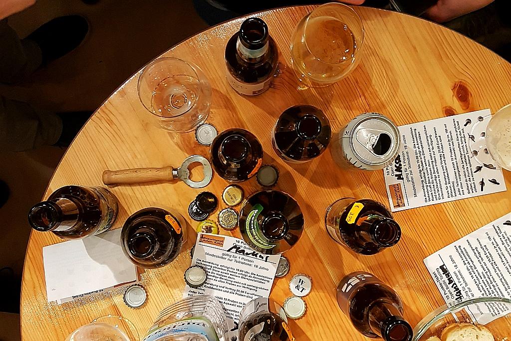 Braukunstladen Köln Open Bottle Tasting