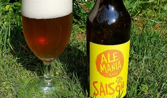Glas Ale Mania Saison