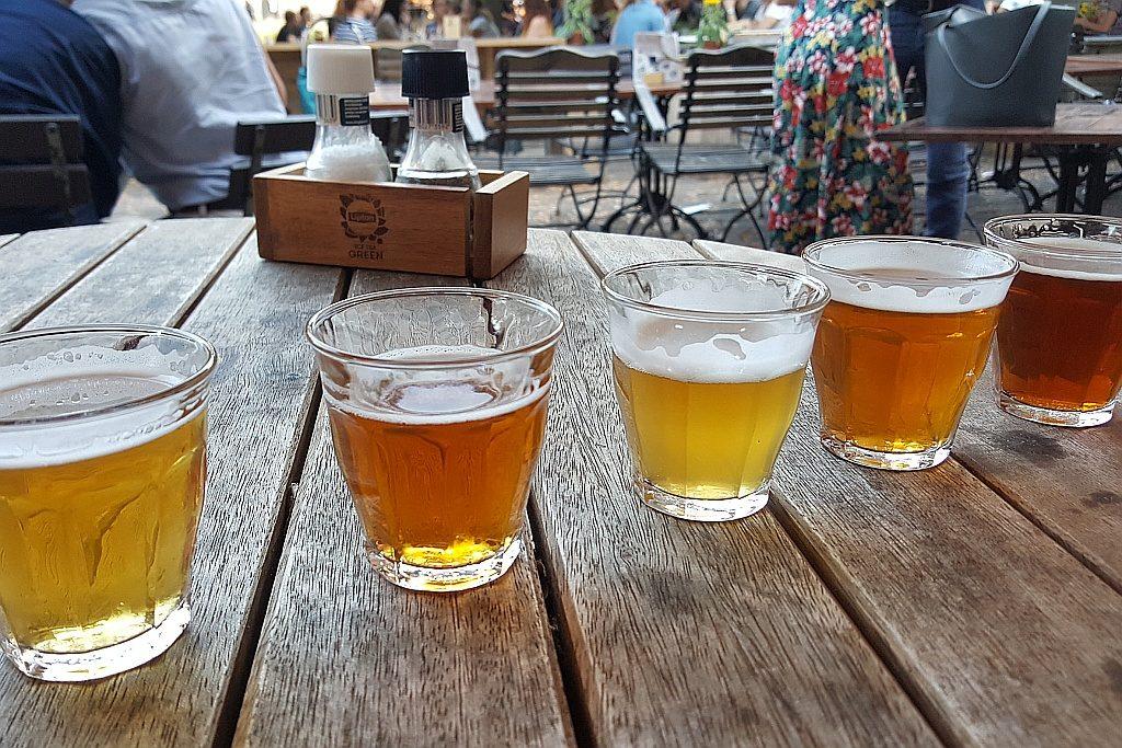 Brouwerij De Hemel Bierproeverij