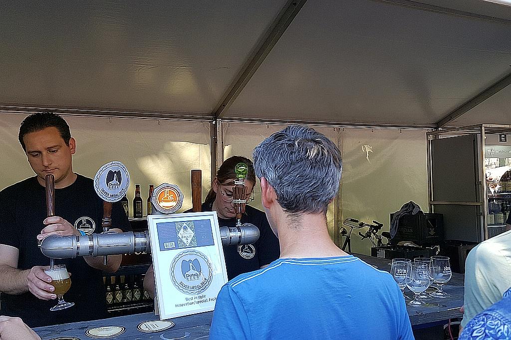 Den Bosch Stand Lux Brewery