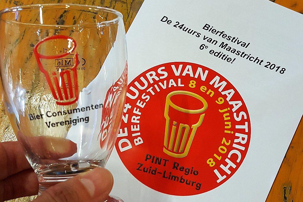 Maastricht Bierfestival Broschüre