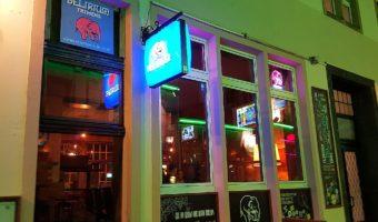 Außenansicht Delirum Cafe Köln