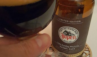 Lazy Sunday Morning Barrel Aged (Jopen) – Biertest