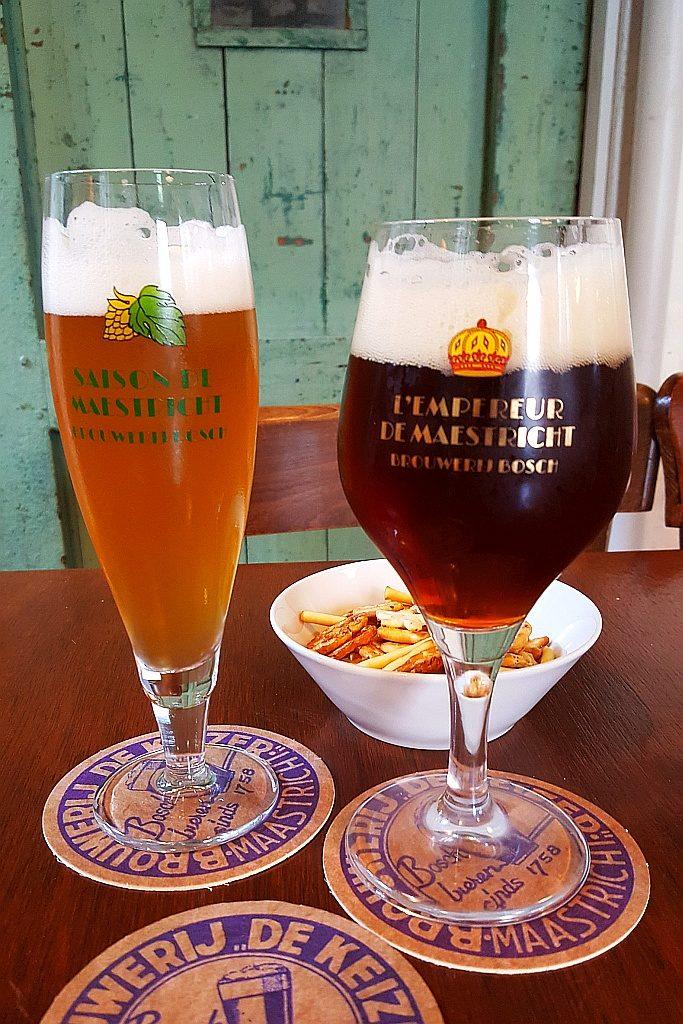 Maastricht Brouwerij De Keijzer Biere