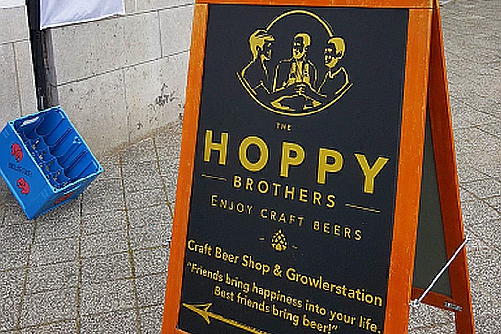 Maastricht Biershop Hoppy Brothers