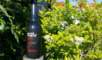 Flasche Russian Imperial Stout DB