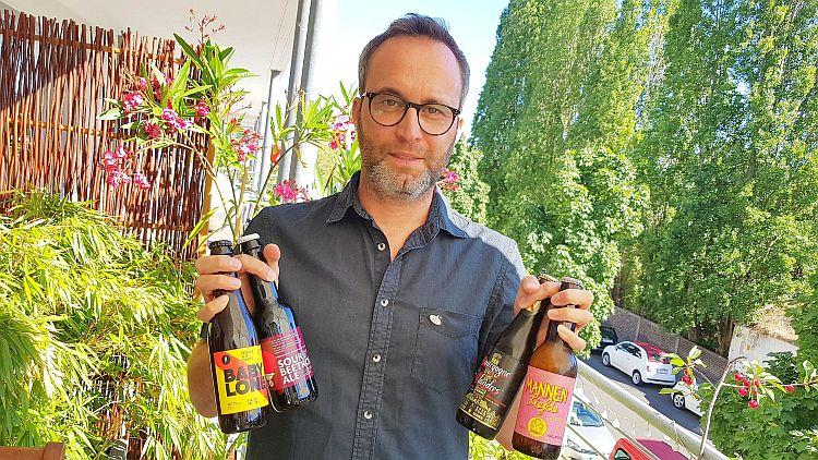 Kölner Biersommelier Jens Ostrominski