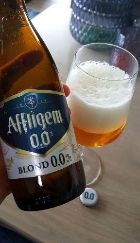 Alkoholfrei Affligem Blond