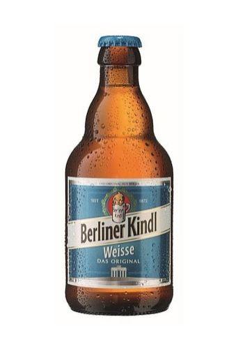 Berliner Weisse von Berliner Kindl Flasche