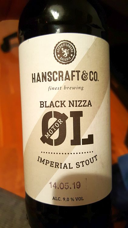Imperial Stout Hanscraft