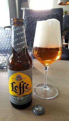Leffe Blond 0.0