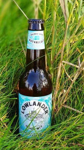 Flasche Lowlander Wit alkoholfrei