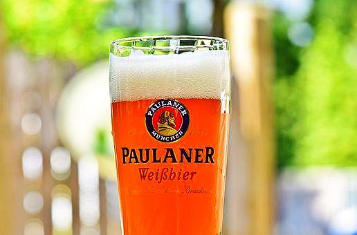 Weizenbier Paulaner