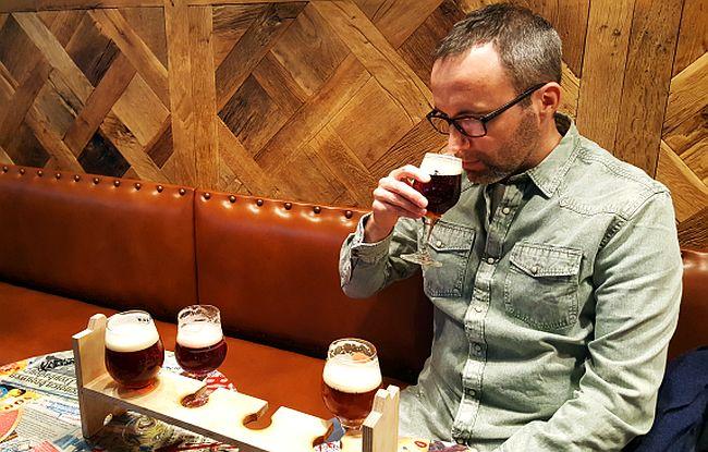 Keinfernsehbier Biercafe Cambrinus