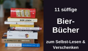 Bier-Bücher Tipps