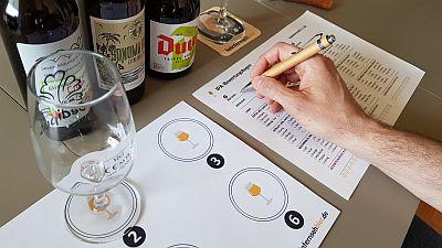 Bierverkostung IPA